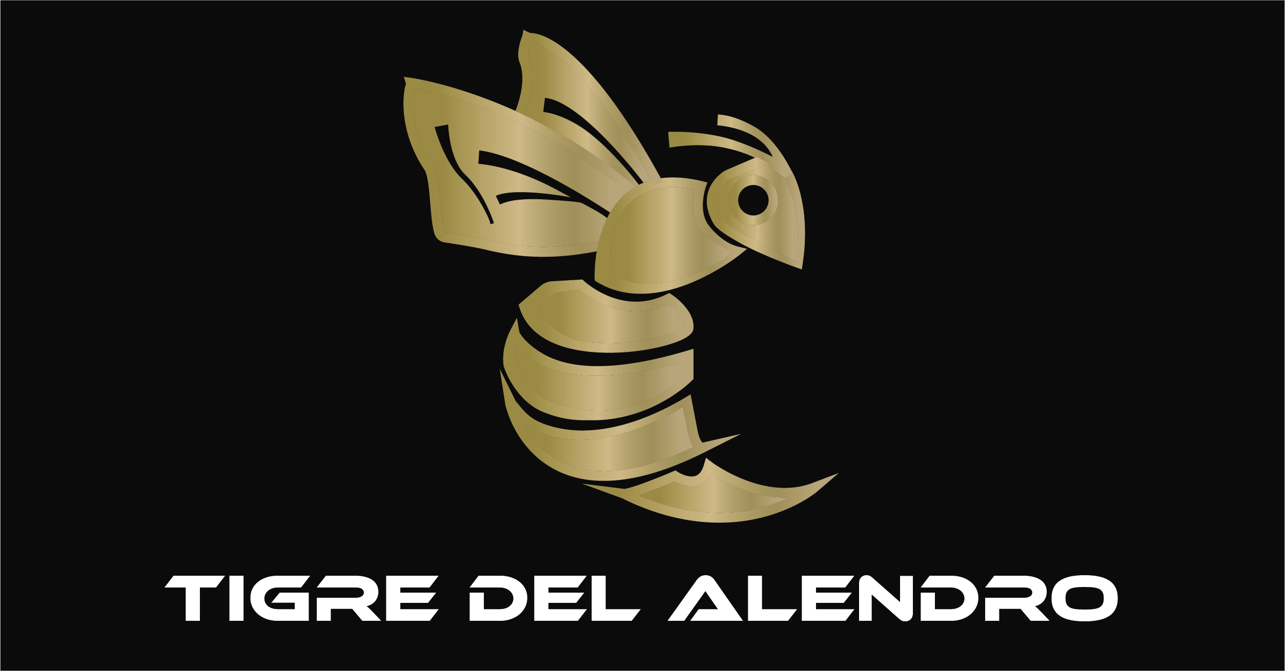 tigre del alendro