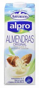 leche de almendras central lechera asturiana