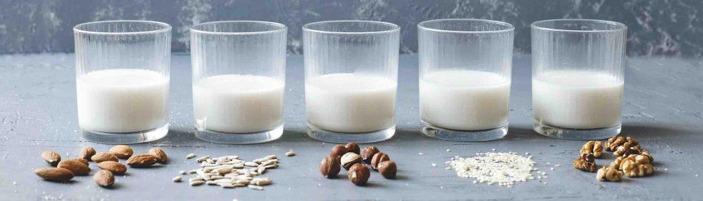 leche de almendra engorda