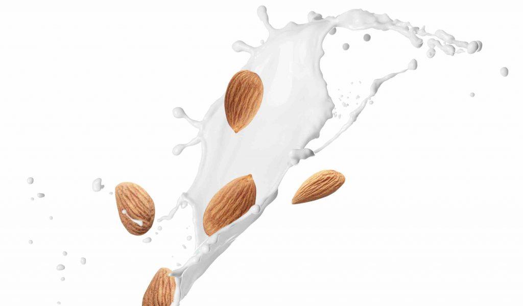 leche de almendras thermomix