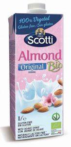 leche de almendras scotti